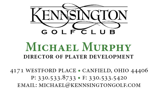 m murphy Kennsington Business Card Revised web