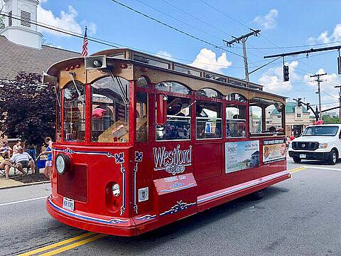 westford trolley